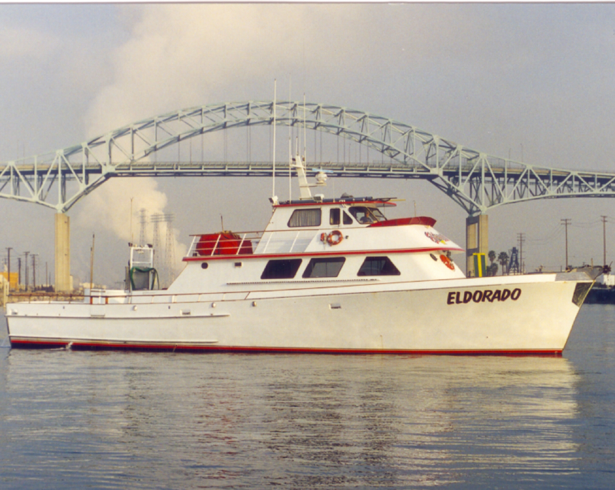 Eldorado sportfishing for Long beach fishing boat